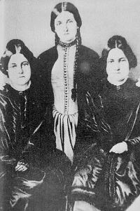The Fox Sisters [Public Domain]