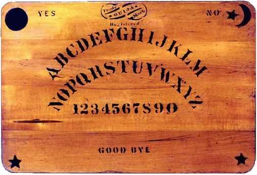 Original Ouija Board (1891)