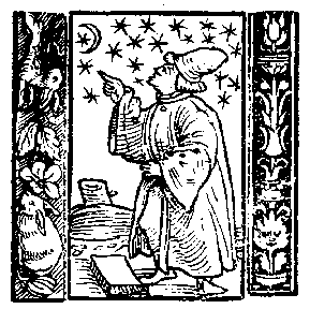 An Astrologer 1531