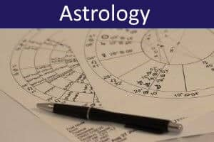 Astrology at Psychic Science