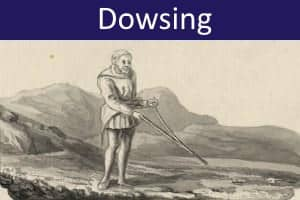 Experiments in Dowsing