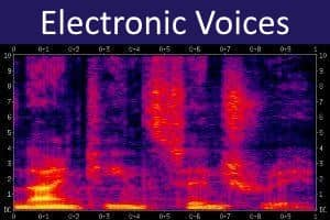 Electronic Voice Phenomena