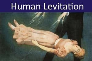 Experiment with Human Levitation