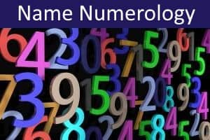 Name Numerology