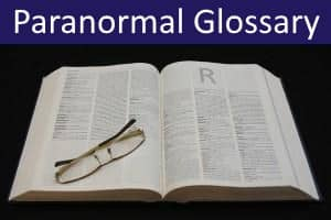 Glossary of Terms in Parapsychology