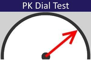 PK Dial Test and Trainer