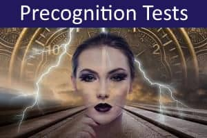 Precognition Tests