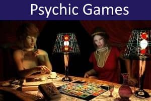 Psychic Games at Psychic Science
