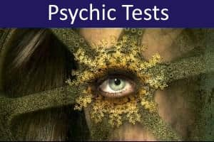 Psychic Tests at Psychic Science