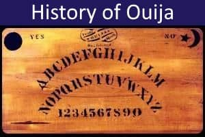 History of the Spirit Board (Ouija)